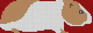 Alpha pattern #100953