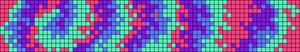Alpha pattern #100956