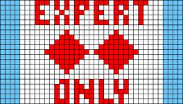 Alpha pattern #100957