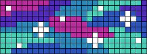 Alpha pattern #101035