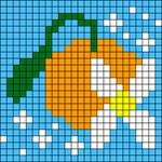 Alpha pattern #101039