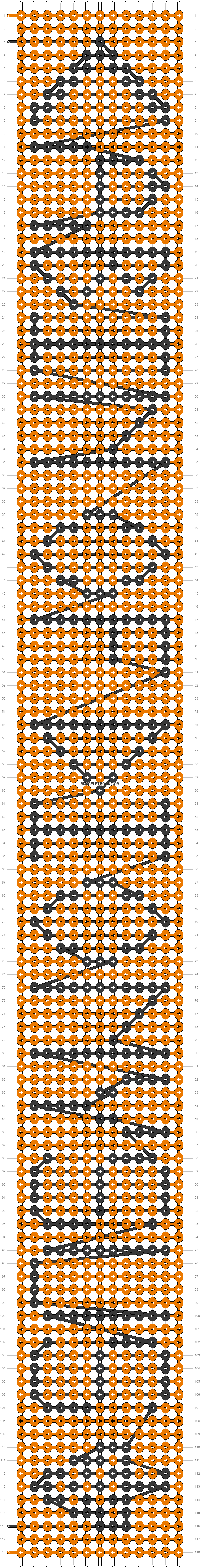 Alpha pattern #101042 pattern