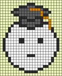 Alpha pattern #101060