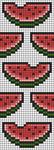 Alpha pattern #101065