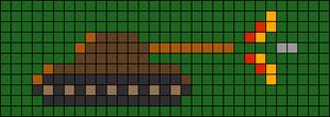 Alpha pattern #101070