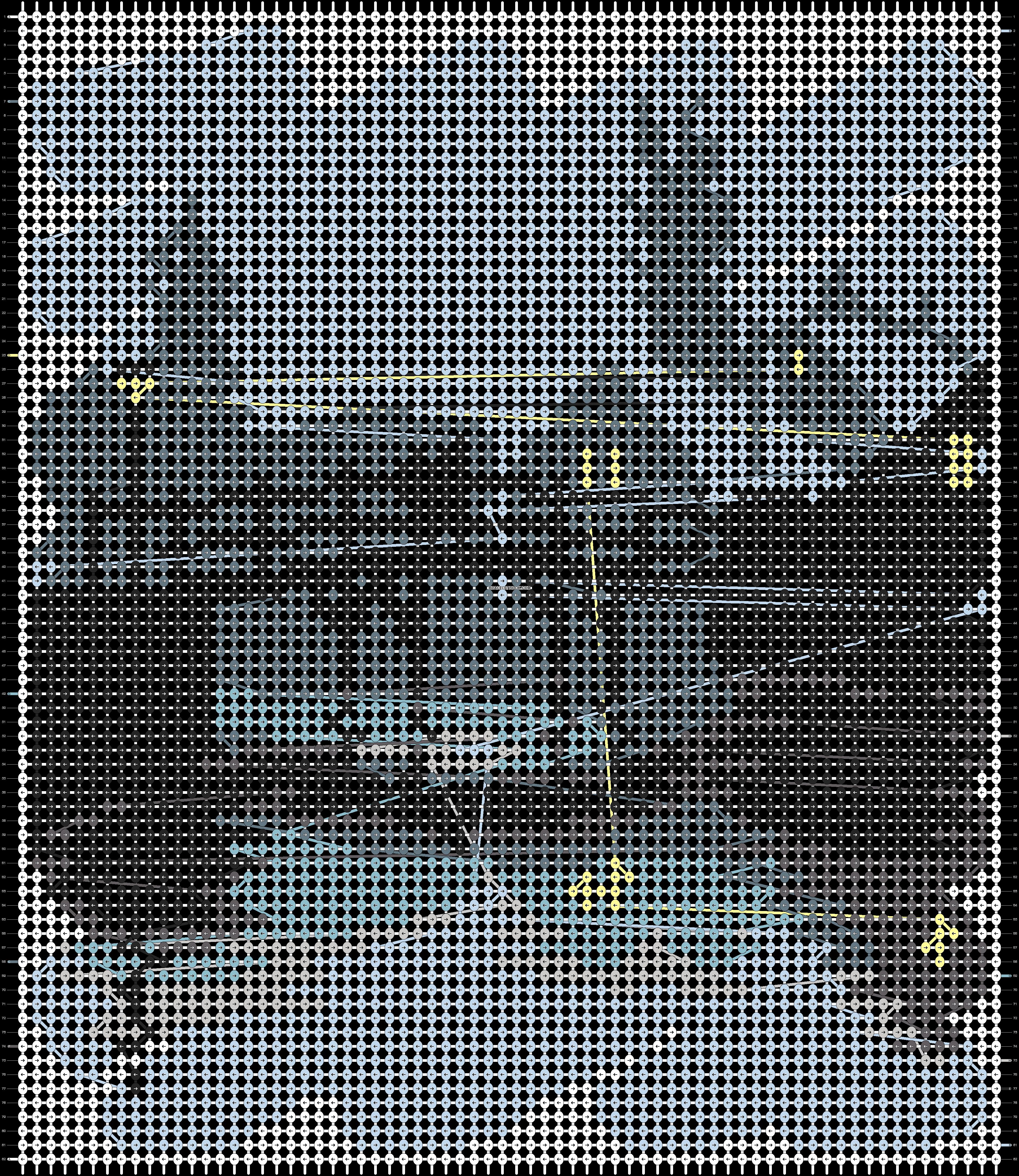 Alpha pattern #101073 pattern