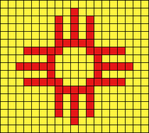Alpha pattern #101079