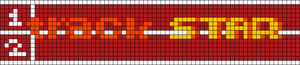 Alpha pattern #101086