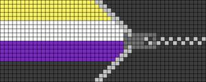 Alpha pattern #101103