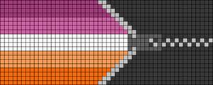 Alpha pattern #101111
