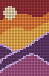 Alpha pattern #101135