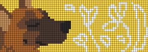 Alpha pattern #101137
