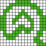 Alpha pattern #101139