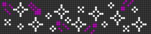 Alpha pattern #101145
