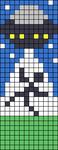 Alpha pattern #101148