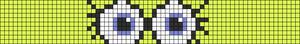 Alpha pattern #101157