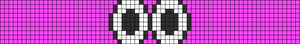 Alpha pattern #101158