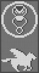 Alpha pattern #101160
