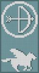 Alpha pattern #101163