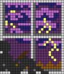 Alpha pattern #101166