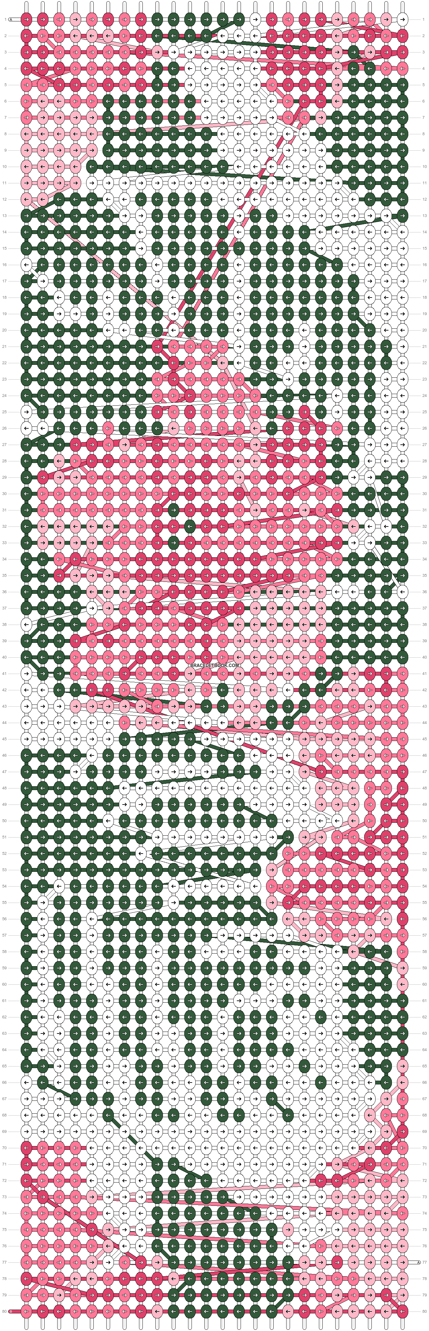 Alpha pattern #101215 pattern