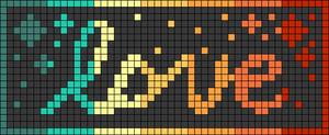 Alpha pattern #101217