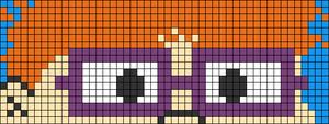 Alpha pattern #101255