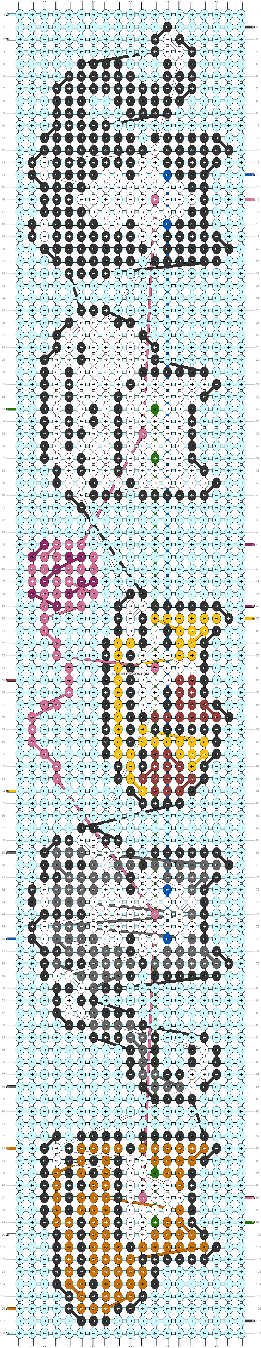 Alpha pattern #101273 pattern