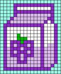 Alpha pattern #101282