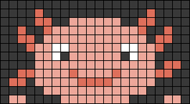 Alpha pattern #101296