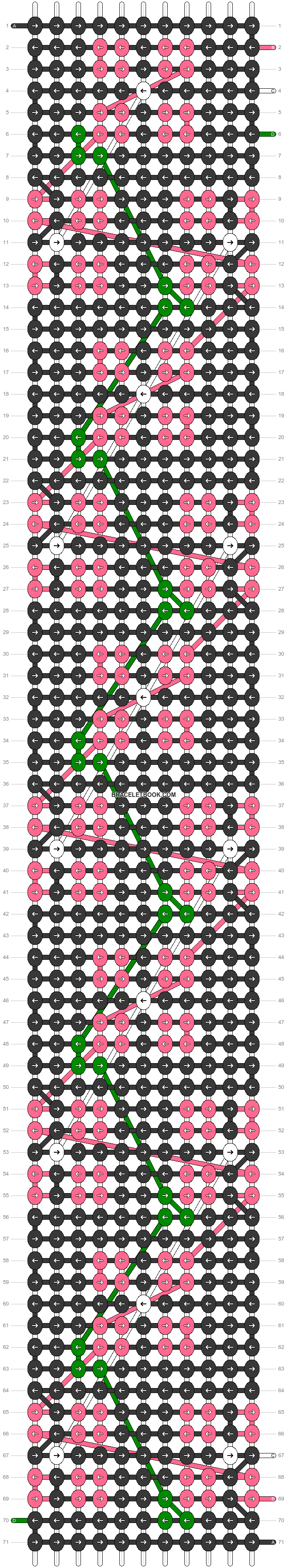 Alpha pattern #101303 pattern