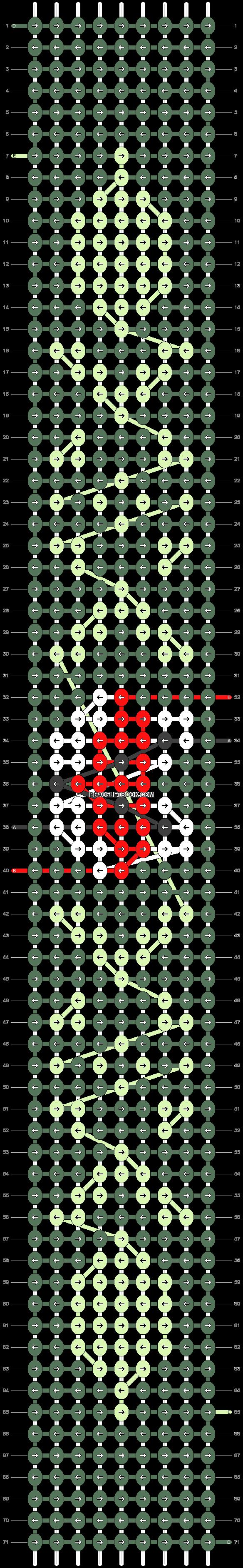 Alpha pattern #101322 pattern