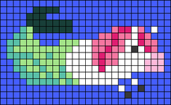 Alpha pattern #101326