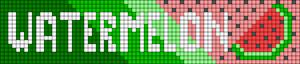Alpha pattern #101357