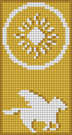 Alpha pattern #101413