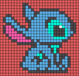 Alpha pattern #101430
