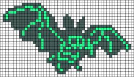 Alpha pattern #101444