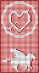 Alpha pattern #101468