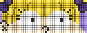 Alpha pattern #101496