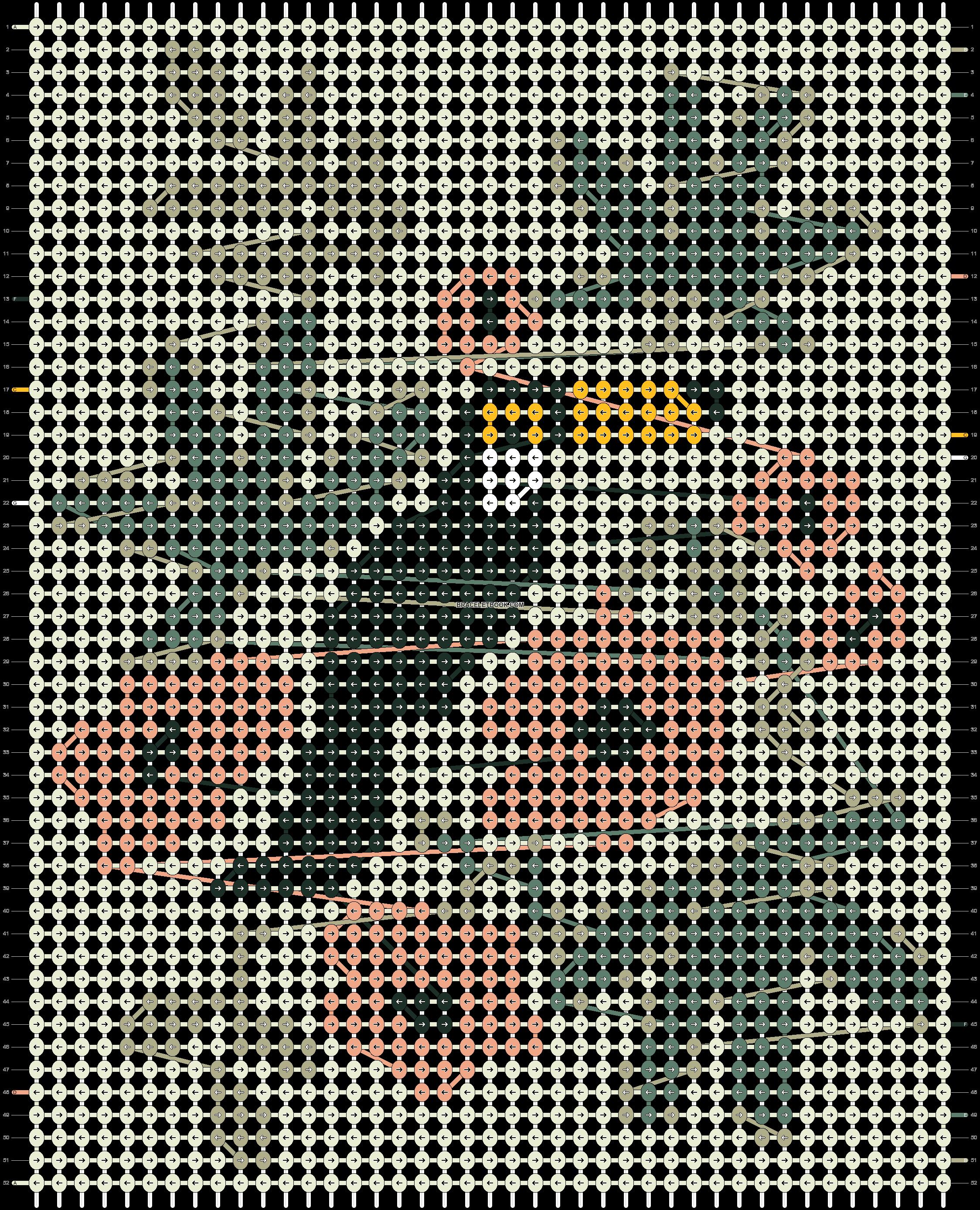 Alpha pattern #101525 pattern