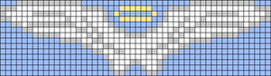 Alpha pattern #101558