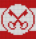 Alpha pattern #101560