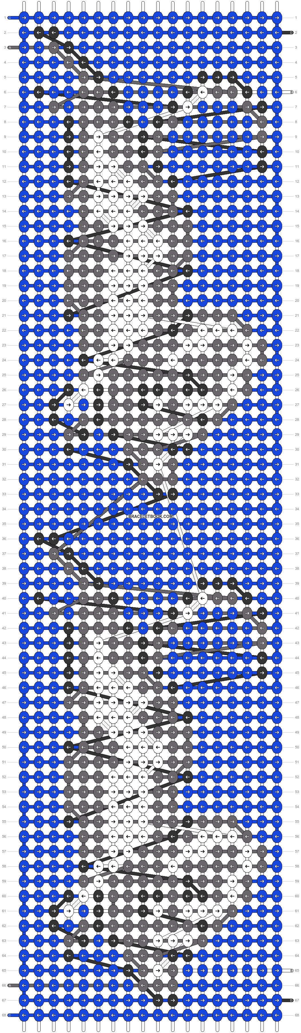 Alpha pattern #101562 pattern