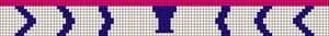 Alpha pattern #101599