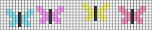 Alpha pattern #101689