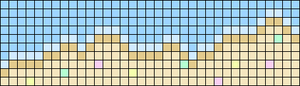 Alpha pattern #101697