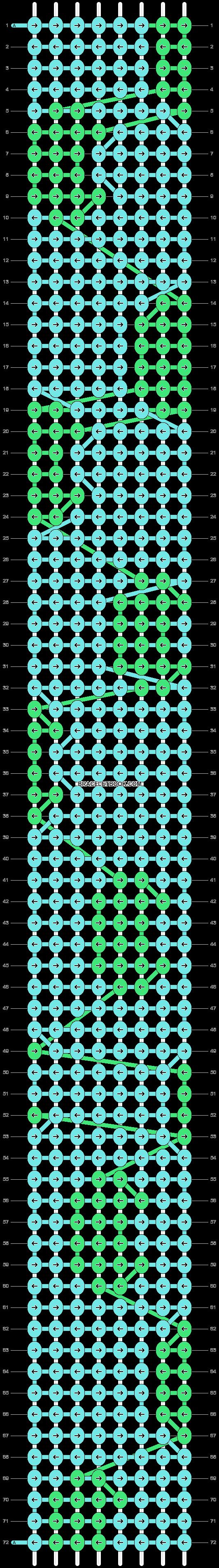 Alpha pattern #101698 pattern