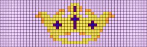 Alpha pattern #101710