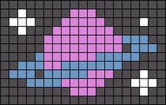 Alpha pattern #101711