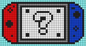 Alpha pattern #101734